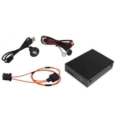 Audi MMI2G Interfaccia AMI USB iPod iPhone audio / video