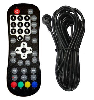 x.LOGiC interfaces IR-set, Remote control + IR-sensor