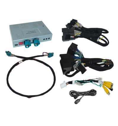 """Video interface for Land Rover with Incontrol Touch 10"""" APIX2 CI-RL3-LR16-10-LR"""