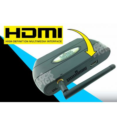 Lancia MyGig Air HDMI WiFi Streaming Lockpick Video Interface
