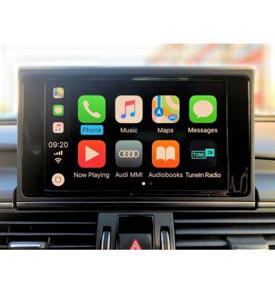 AUDI MIB2 MIBII CarPlay - attivazione OEM via USB