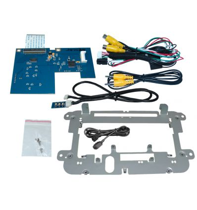 Video interface for Seat Media System Plus MIB STD2