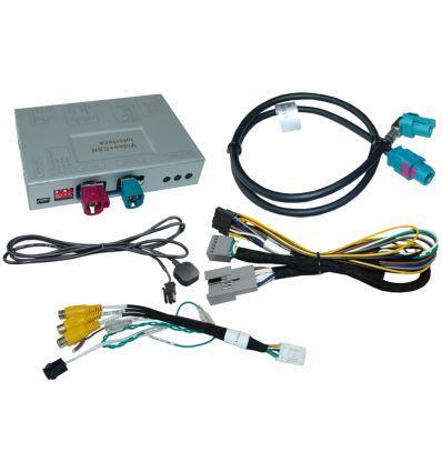 """Interfaccia Video per sistemi MIB2 - High/Discover Pro 9.2"""""""