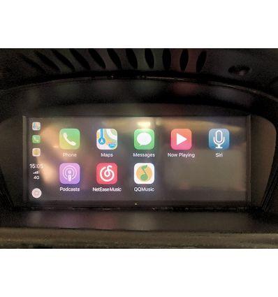 Interfaccia CarPlay Apple per sistemi BMW CCC Business / Professional
