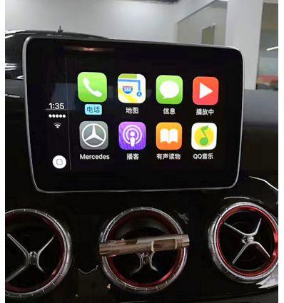 CarPlay integration interface for Mercedes NTG5.0 NTG5.2