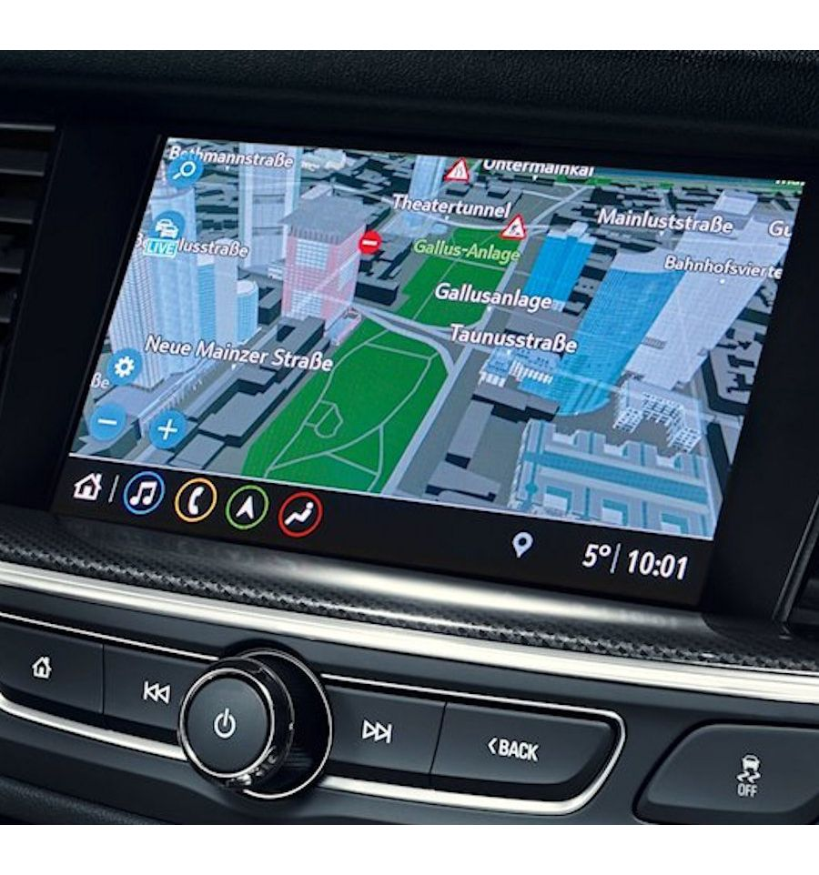 Video interface for Opel Multimedia Navi Pro 8 CI-RL3-MM-NP