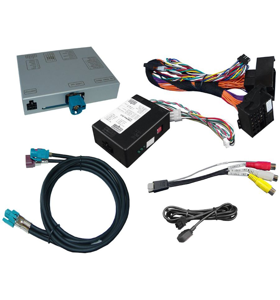 Video interface for Peugeot 308 508 SMEG and SMEG+ Touchscreen