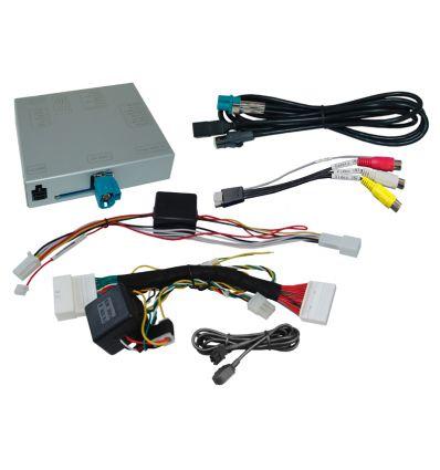Video interface for Mazda 2,3,5,6,8, Biante, CX-5, CX-8, MX-5 MZD Connect