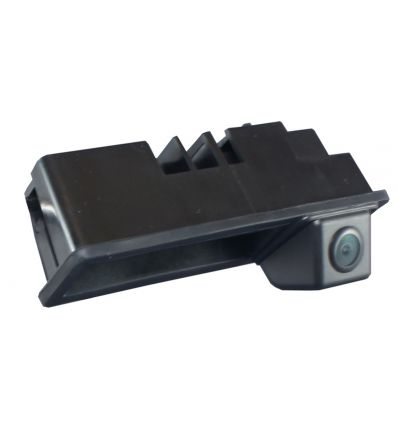Audi exchange rear door opener handle with integrated camera and switchable guide-lines for A3,A6 and Q7