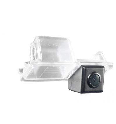 Skoda Rear-view camera exchange license plate light with guide-lines for Skoda Superb 2