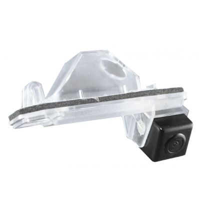 CITROEN C4 Aircross Rear-view camera exchange license-plate illumination with guide-lines