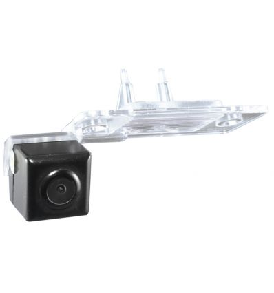 SKODA Fabia Rear-view camera license-plate light with guide-lines