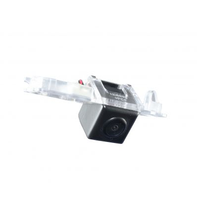 SKODA Superb 2 Rear-view camera exchange license-plate light, guidelines and cold-white LED
