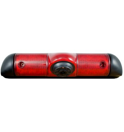 FIAT Ducato Rear-view camera exchange brake light with CMD-III and IR-LEDs
