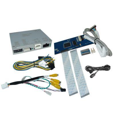 Video interface for Seat CI-RL4-MIB2-E18-SE