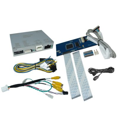 Video interface for Skoda CI-RL4-MIB2-E18-SK