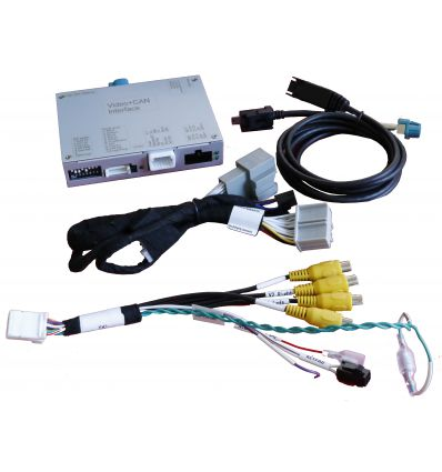 """Video interface for Chevrolet MyLink 7"""""""