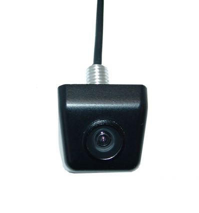 Reverse camera PAL or NTSC selectable 1/4 inch CMOS, 140°, mini mount-on,mirrored (ON/OFF),guide lines