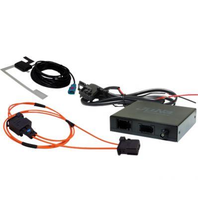 Digital DAB/DAB+ Dual tuner for factory NTG 2.5/3.0/4.0 Mercedes