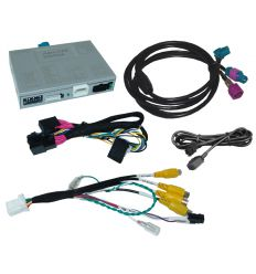 MERCEDES NTG5 - NTG5.1 Comand Online and Audio 20 rear and front camera input video interface