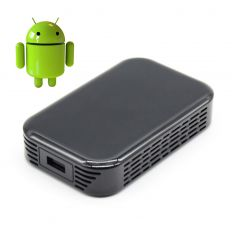 Android integration module with USB multimedia player