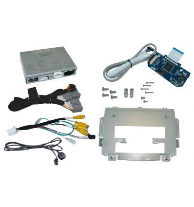 Video interface for Opel Radio R.4.0 IntelliLink