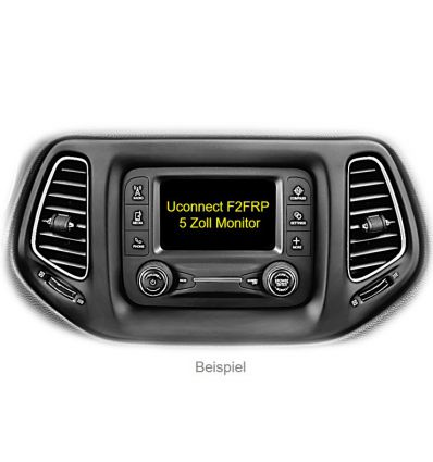 "Video interface for Jeep 5"" Uconnect from 2017"