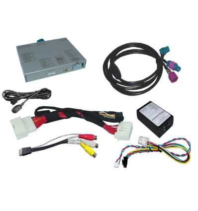"""Video interface for Uconnect 8,4"""" Chrysler 300C"""
