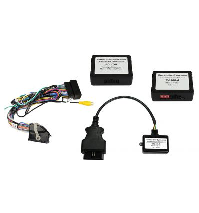 FORD SYNC3 rear-view camera input interface