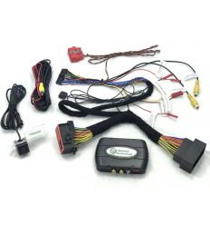 Jeep Compass from MY2017 rear view camera complete kit and video in motion interface