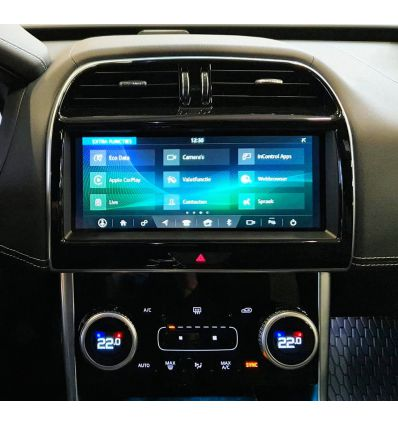 Video interface for Land Rover with Incontrol Touch Pro Duo 10.2""