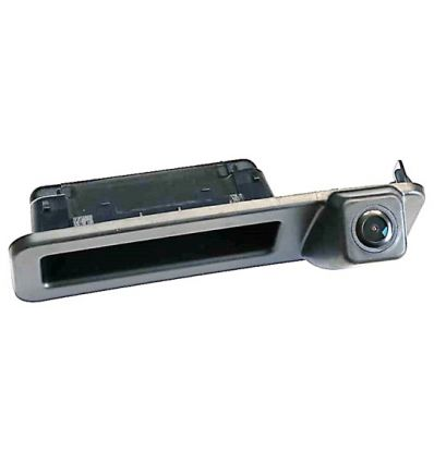 BMW Rear-view camera exchange rear door opener handle with guide-lines for 3series, X1, X3