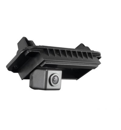 MERCEDES C,E-class Rear-view camera exchange rear door opener handle with switchable guide-lines