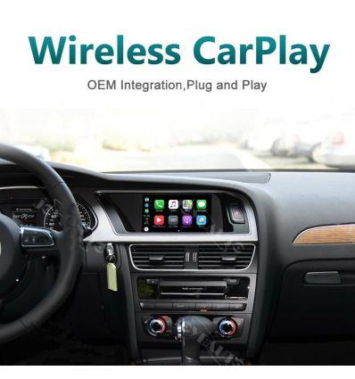 Audi MMI3G Wireless Apple CarPlay iOS Android Auto Solution interfacee