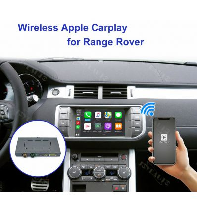 """Wireless Apple CarPlayLand Rover Bosch 8"""" AirPlay Android Auto Solution"""