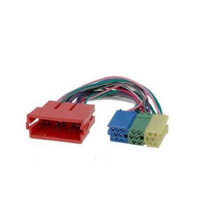 20 pin ISO adapter harness Audi-VW