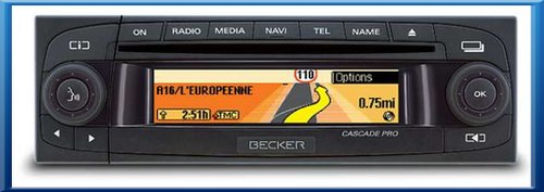 Becker USB / SD / AUX Interface Xcarlink