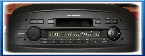 fiat factory fitted radio usb sd aux interface xcarlink. Black Bedroom Furniture Sets. Home Design Ideas