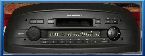 Schaltplan Radio Fiat Grande Punto