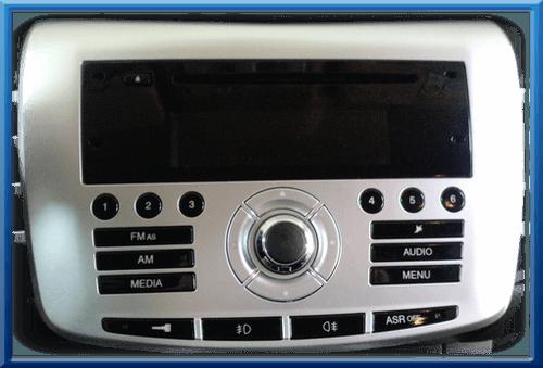 lancia autoradio di serie interfaccia usb / sd / aux xcarlink