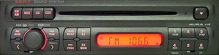 AURA CD