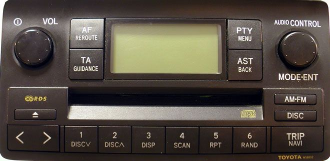 Toyota Big 5 7 Interfaccia Usb Sd Aux Xcarlink