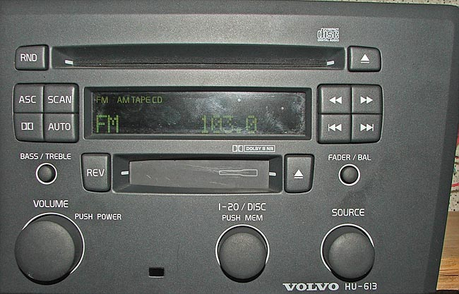 Volvo Usb    Sd    Aux Interface Xcarlink Hu Radio