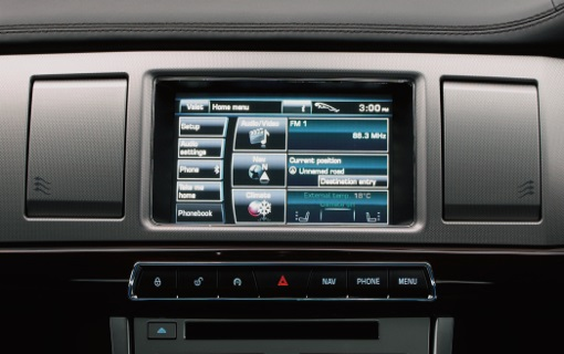 Video Interface For Jaguar With Touch Screen Version 3 And 3 1