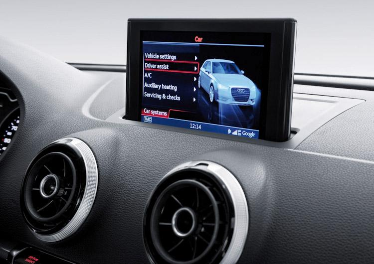 Video interface for Audi with MIB 1 and 2 MMI Plus / Touch and MMI Radio