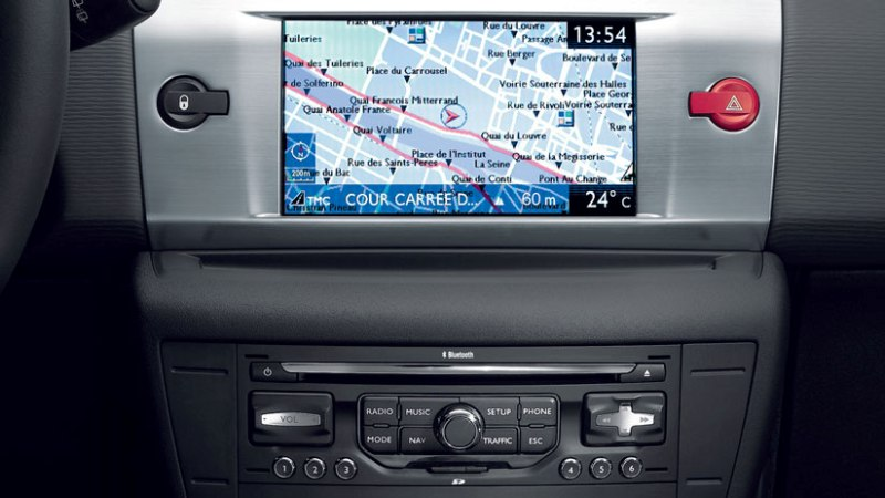Video interface for Citroen Navidrive 3D - NG4