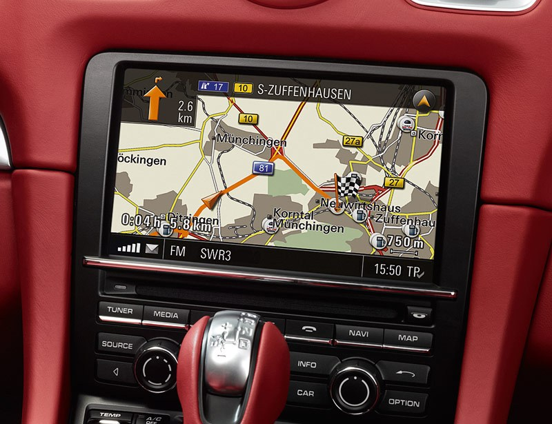Video Interface For Porsche Pcm 3 1 Navigation