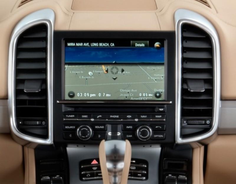 Video interface for Porsche PCM 3 1