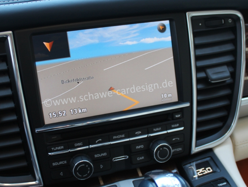 Video interface for Porsche PCM 3 1