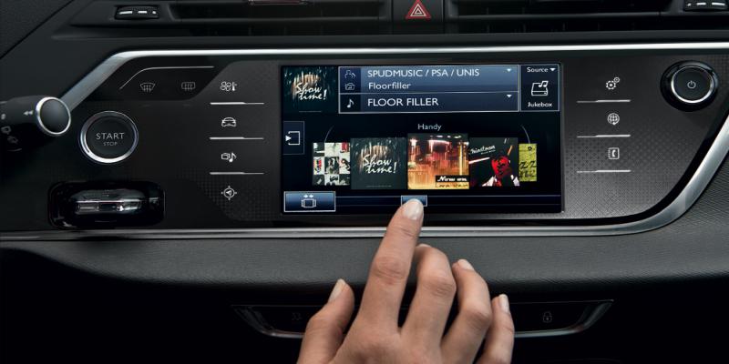 Video Interface For Citroen Smeg Touchscreen